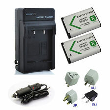Battery Charger for NP-BX1 SONY Cyber-shot DSC-RX100 HX50 HDR-AS100V WX300 WX350