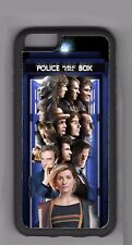 Doctor Who - All 14 Doctors Tardis Cell phone case iPhone iPod Samsung