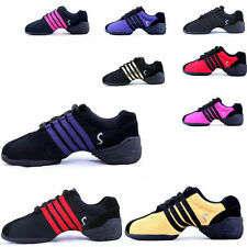 Women Hip Hop Jazz Modern Dance Shoes Sneakers Gymnastic Trainers Running Shoes