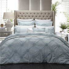 PRIVATE COLLECTION TAMSIN SEAFOAM Queen| King |Super King  Doona|Quilt Cover set