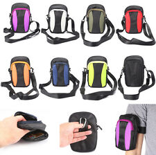 Wallet Sports Running Arm Case Cover For Samsung LG Sony HTC Moto LG Apple Asus