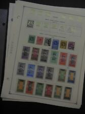 TOGO : Old time nice & clean Mint & Used collection on album pgs w/ many Better.
