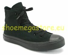 Original Converse Black Mono Hi Chuck Taylor All Star M3310