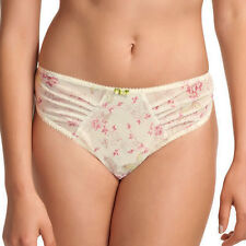 New Womens Fantasie Lingerie Annabelle Thong Antique Ivory 2847 Various Sizes