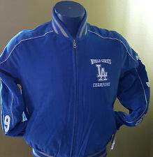 WORLD SERIES BLUE  YOUTH DODGERS CHAMPIONS JACKET