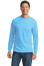 Port & Company® - Long Sleeve Essential T-Shirt. PC61LS Mens