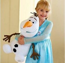Hot!!New Cute 9inch Olaf Snowman Doll Xmas gift Plush Soft Stuffed Kids Baby Toy
