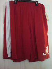 NCAA ALABAMA CRIMSON TIDE STADIUM ATHLETICS MEN'S LOGO BASKETBALL SHORTS NEW
