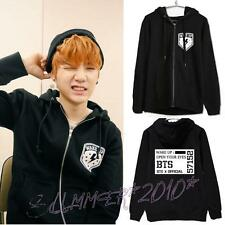 BTS Jacket Wake Up Concert Bangtan Boys Unisex SUGA Couples lovers Coat Top New