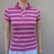 HOLLISTER by Abercrombie GIRLS POLO T SHIRT SIZE XS S M L NWT white Pink blue
