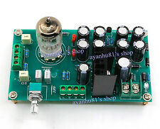 Vacuum Tube Pre Buffer with 6N3 Tube Valve Stereo Preamplifier Pre-amp Board