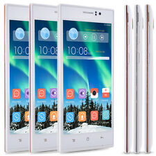 "8GB 8MP QHD ARMv7 Quad Core 5.0"" Android 4.4 Unlocked Smartphone 3G WiFi GSM GPS"
