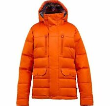 2014 NWT WOMENS BURTON DANDRIDGE DOWN SNOWBOARD JACKET $240 XS clockwork orange