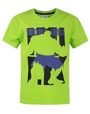 Official Marvel Incredible Hulk Boy's T-Shirt