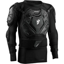 Thor NEW Mx Sentry XP Pressure Roost Protector Chest Motocross Body Armour Suit