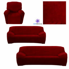 Sofa Chair Couch Cover 1/2/3 Seater Stretch Protector Recliner Loveseat Lounge