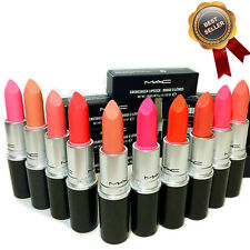 MAC Cremesheen lipstick 10 colors of your choice- same business day shipping!