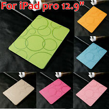 KAKU Slim Thin Flip Cover for Apple iPad Pro Tablet Leather Case Stand Accessory