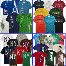 AEROPOSTALE A1987 NEW YORK TIMES SQUARE NYC TSHIRT XS SMALL MEDIUM LARGE XL