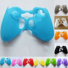Soft Silicone Rubber Gel Case Cover Skin For Microsoft Xbox 360 Controller