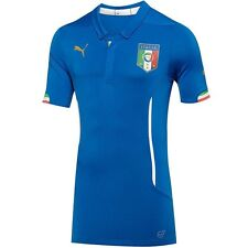FIGC ITALIA NATIONAL HOME SHIRT ACTV AUTHENTIC MEDIUM WITH PACKAGING $180