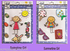 ME AND MY BIG IDEAS DIMENSIONAL STICKERS - SPRINGTIME THEME