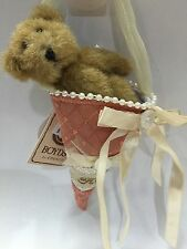 Boyds Bears Hope Angelwish Ornament Christmas Holiday New with tags