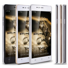 "5"" Android 4.4 Unlocked Smartphone Dual Sim QHD 5MP 3G WiFi GSM AT&T T-mobile"