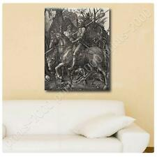 Photo STICKER Albrecht Durer Knight Death and the Devil decor photos art