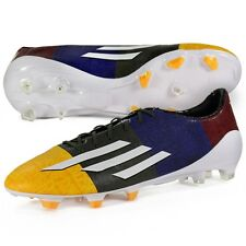 Adidas Messi F30 FG Soccer Cleats Mens Football Boots Black Gold NEW