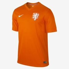 NIKE NETHERLANDS HOME JERSEY FIFA WORLD CUP BRAZIL 2014 HOLLAND DUTCH.