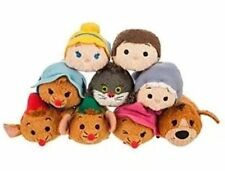 Lots of New Disney TSUM TSUM A Cinderella Story Mini Plush Soft Toys With Chain