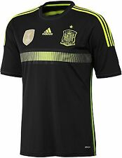 ADIDAS SPAIN AWAY JERSEY FIFA WORLD CUP BRAZIL 2014