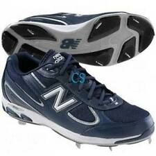 NWT $90-Mens New Balance Blue Pro 1103 Low Metal Cleats Baseball Shoes-13 14 15
