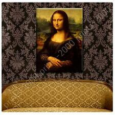 Photo STICKER Leonardo da Vinci Mona Lisa art reproduction decor prints poster