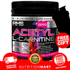 RHS ACETYL L CARNITINE PURE HIGH QUALITY UNFLAVOURED CARNITINE