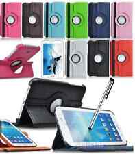 """Rotating 360 Deg Stand Leather Case Cover for Samsung Galaxy Tab 3 7"""" P3200 3210"""