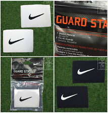 Nike Guard Stays - Pack of 2 - Black or White