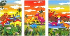 1 6, 12, 24,36, 48 Mini Dinosaur Notebooks Girls Party Note Pad Loot Bag Fillers
