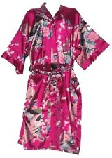 Kimono Womens Robe Dresses Asian Japanese Clothes Silk Collection Free Shipping