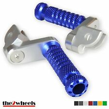 Multi Step Position Adjustable Foot Pegs FRONT HONDA GROM MSX125 (2013-2015)