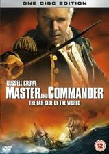 Master And Commander: NEW - The Far Side Of The World (DVD, 2004)