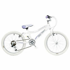 "Concept Chill Out Girls 6 Speed, 20"" Wheel, White"