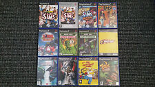 Playstation 2/PS2 Kids Games Make Your Own Bundle/Joblot Tested