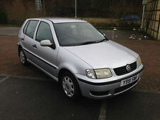 2001 Volkswagen Polo 1.9 SDi 5 Door Metallic