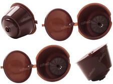 Refillable Reusable Compatible Coffee Capsules Pods for DOLCE GUSTO Machines