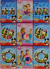 Mickey Minnie Mouse Clubhouse Princess Beach Ball Swim Ring Armbands