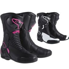 Alpinestars Stella SMX 6 Street Riding Protect Women's Motorcycle Boots