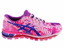 NEW WOMENS ASICS GEL-QUANTUM 360 RUNNING SHOES TRAINERS COTTON CANDY / ORCHID