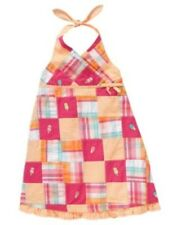 GYMBOREE POPSICLE PARTY PATCHWORK N POPSICLES WOVEN DRESS 4 NWT